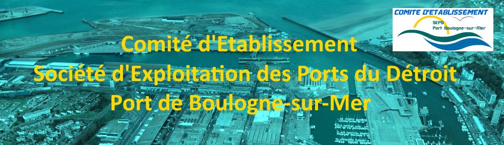 CE – Port de Boulogne-sur-Mer